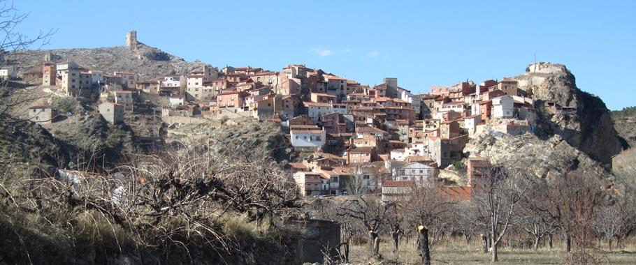 Turismo rural en el rinc n de ademuz - Casa rural ademuz ...