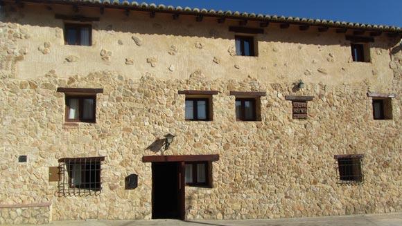 Casa Rural en Ademuz