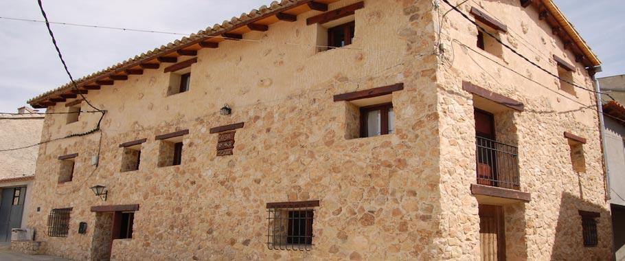 casa rural con encanto en valencia