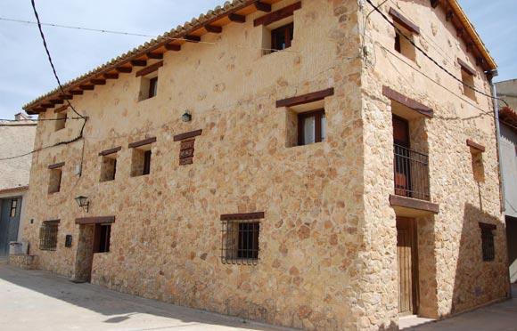 Fachada Casa Antiga