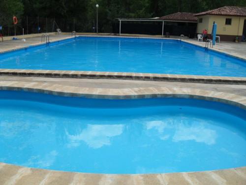 casa rural en valencia piscina
